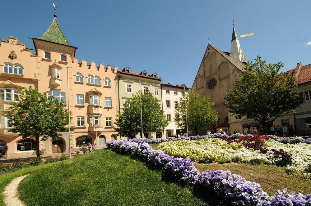 Stadtbummel durch die Bischofsstadt Brixen