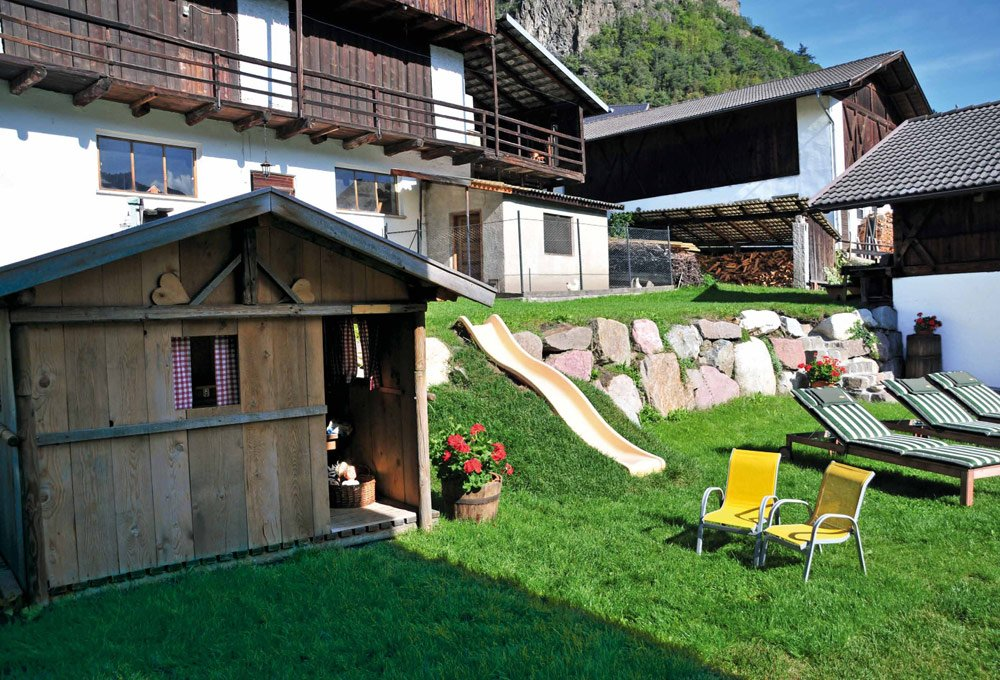Moarhof Residence in Isarco Valley – Exciting Family Vacation in Bressanone