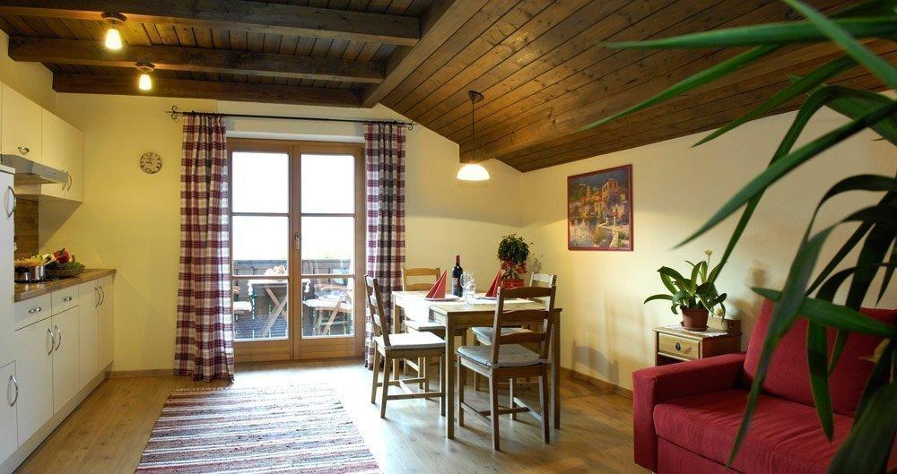 Ferienwohnungen und Zimmer in der Pension Moarhof