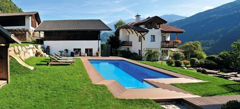 Appartamenti vacanza con piscina