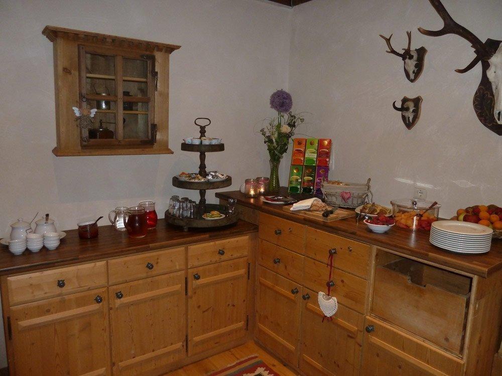 Agriturismo Moarhof: la pensione bed and breakfast a Velturno