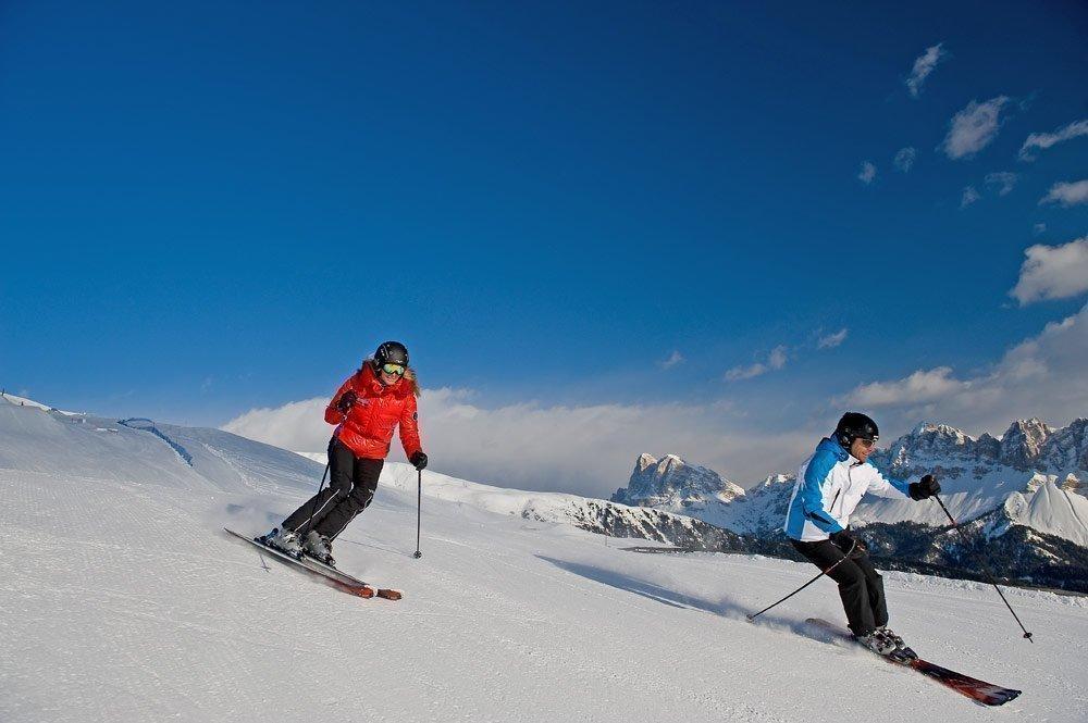 Skigebiet Plose: Abwechslungsreiche Pisten aller Schwierigkeitsgrade
