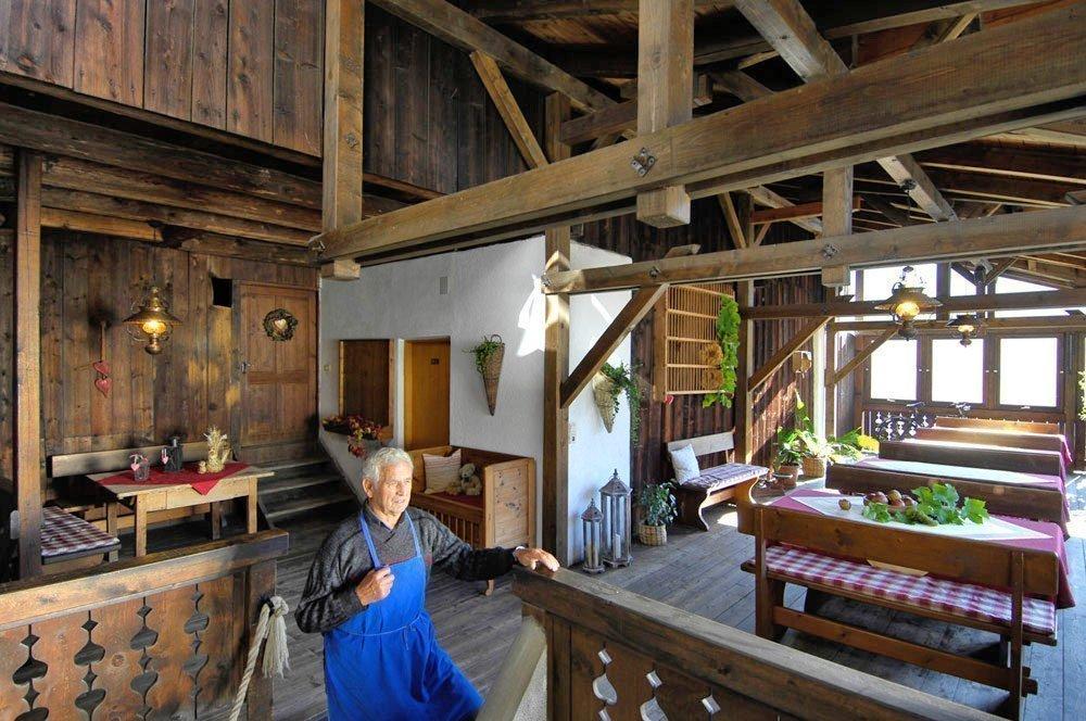 Pension Moarhof – Urlaub auf dem Bauernhof in Feldthurns